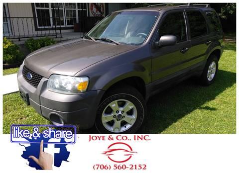 2005 Ford Escape for sale in Augusta, GA