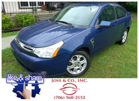 2008 Ford Focus for sale in Augusta, GA