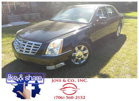 2006 Cadillac DTS for sale in Augusta, GA