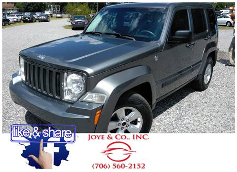 2012 Jeep Liberty for sale in Augusta, GA