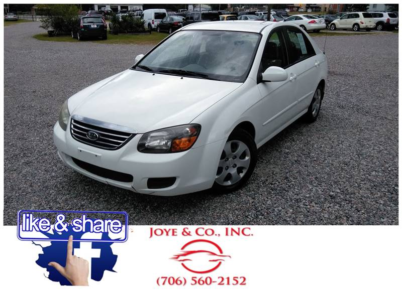 2009 Kia Spectra For Sale At Joye U0026 Company Auto Sales In Augusta GA