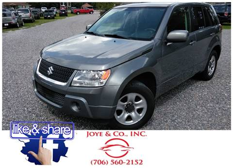 2009 Suzuki Grand Vitara for sale in Augusta, GA