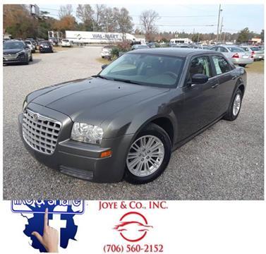 2009 Chrysler 300 for sale at Joye & Company INC, in Augusta GA