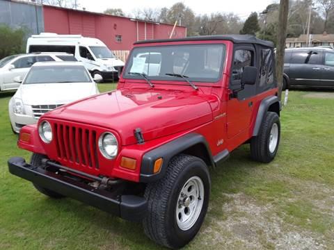 1997 Jeep Wrangler for sale in Augusta, GA