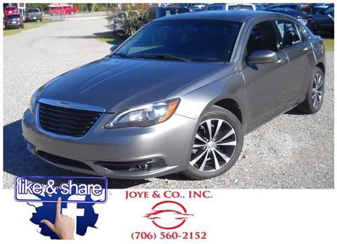 2013 Chrysler 200 for sale in Augusta, GA