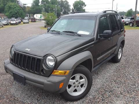 2006 Jeep Liberty for sale in Augusta, GA