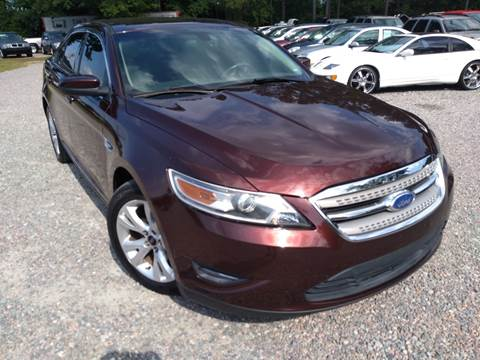 2012 Ford Taurus for sale in Augusta, GA
