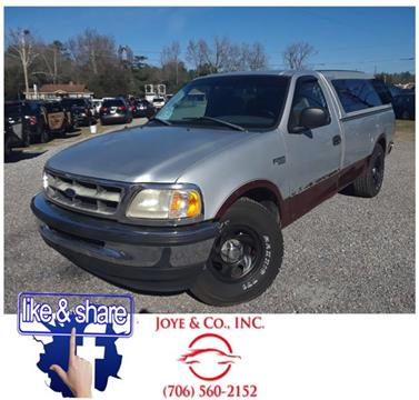1998 Ford F-150 for sale in Augusta, GA