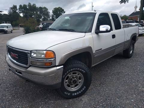 2000 GMC Sierra 2500 for sale in Augusta, GA