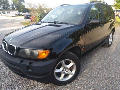 2002 BMW X5 for sale in Augusta, GA