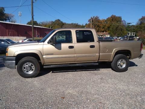 2004 Chevrolet Silverado 2500HD for sale at Joye & Company INC, in Augusta GA