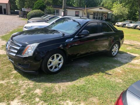 2008 Cadillac CTS for sale at Joye & Company INC, in Augusta GA