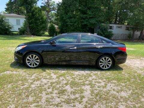 2011 Hyundai Sonata for sale at Joye & Company INC, in Augusta GA
