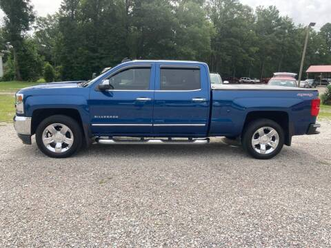 2016 Chevrolet Silverado 1500 for sale at Joye & Company INC, in Augusta GA