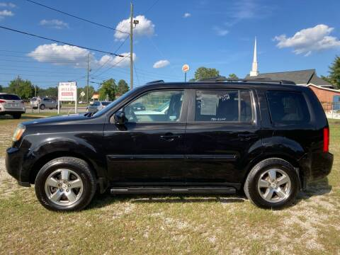 2011 Honda Pilot for sale at Joye & Company INC, in Augusta GA