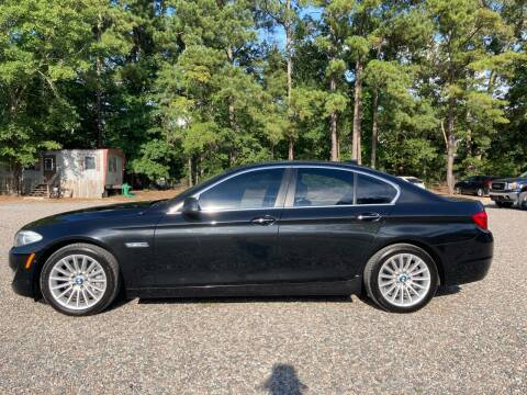2013 BMW 5 Series for sale at Joye & Company INC, in Augusta GA
