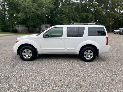 2007 Nissan Pathfinder for sale at Joye & Company INC, in Augusta GA
