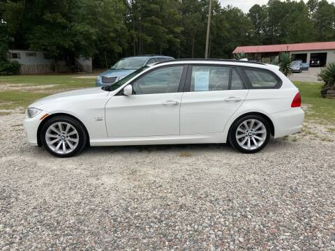 2011 BMW 3 Series for sale at Joye & Company INC, in Augusta GA