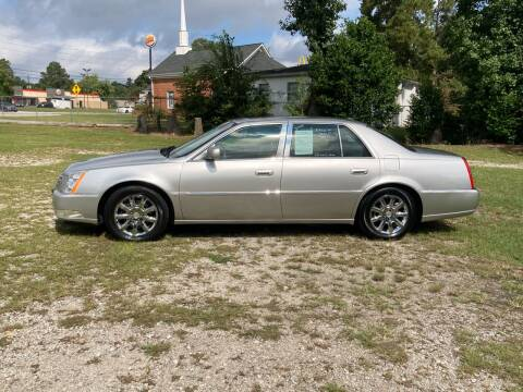 2008 Cadillac DTS for sale at Joye & Company INC, in Augusta GA