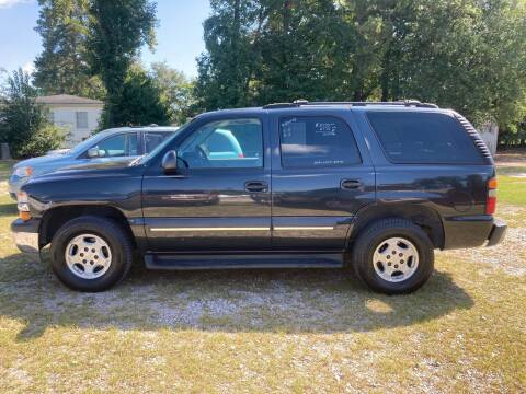 2004 Chevrolet Tahoe for sale at Joye & Company INC, in Augusta GA