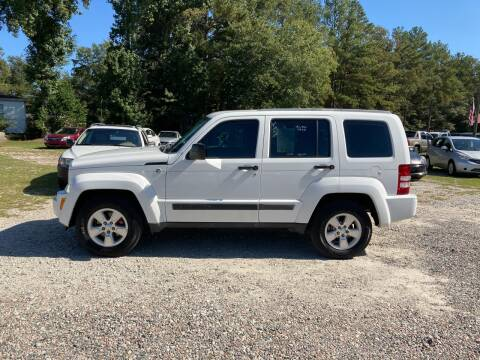 2011 Jeep Liberty for sale at Joye & Company INC, in Augusta GA