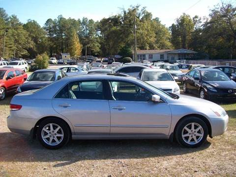 2003 Honda Accord for sale in Augusta, GA