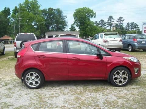 2011 Ford Fiesta for sale in Augusta, GA