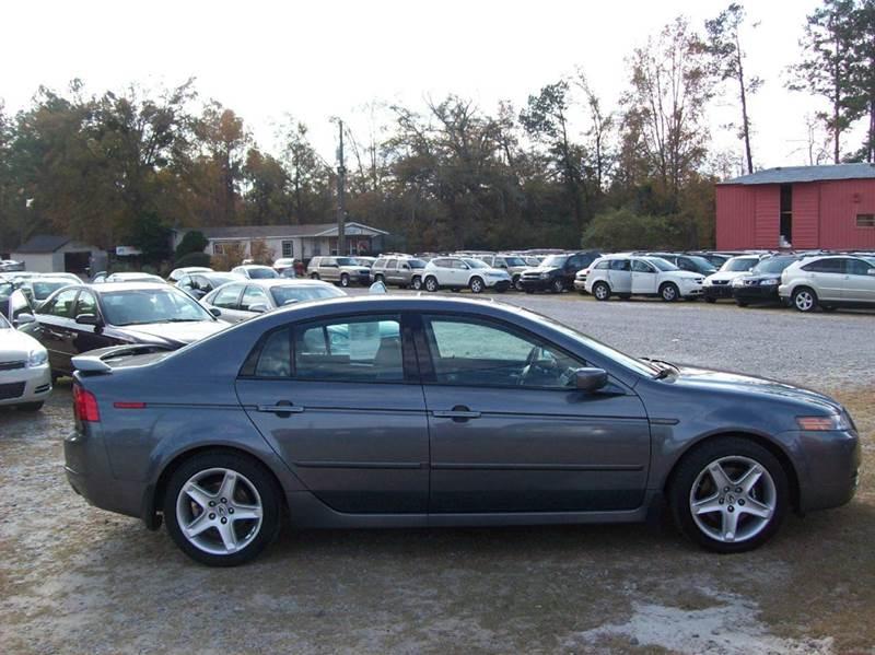 2006 acura tl in augusta ga joye company auto sales