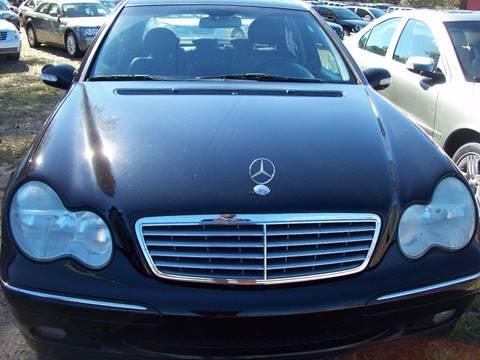 2002 Mercedes-Benz C-Class for sale in Augusta, GA