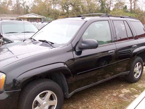 2006 Chevrolet TrailBlazer for sale in Augusta, GA