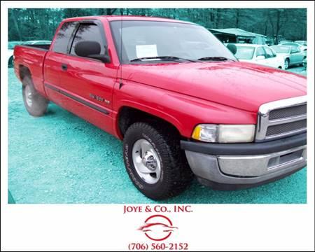 2001 Dodge Ram Pickup 1500 for sale in Augusta, GA