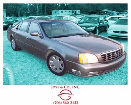 2001 Cadillac DeVille for sale in Augusta, GA