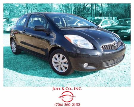 2009 Toyota Yaris for sale in Augusta, GA