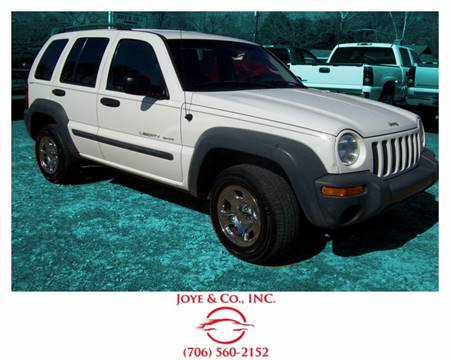 2002 Jeep Liberty for sale in Augusta, GA