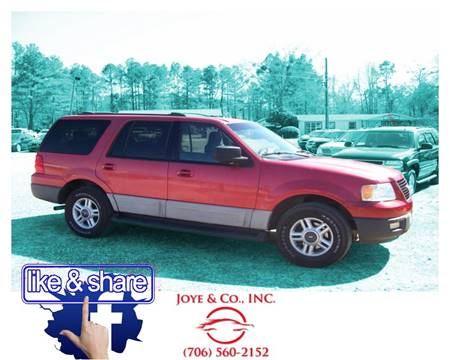 2003 Ford Expedition for sale in Augusta, GA
