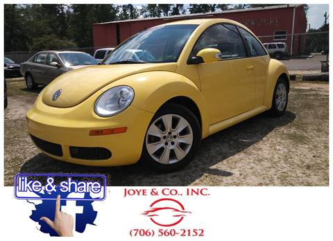 2009 Volkswagen New Beetle for sale in Augusta, GA