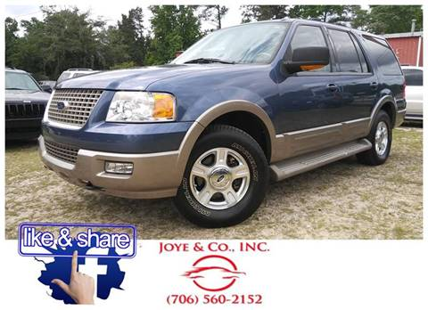 2004 Ford Expedition for sale in Augusta, GA