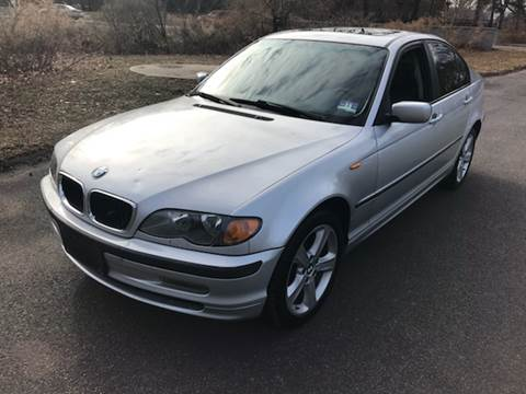 2002 BMW 3 Series for sale at Pinnacle Automotive Group in Roselle NJ