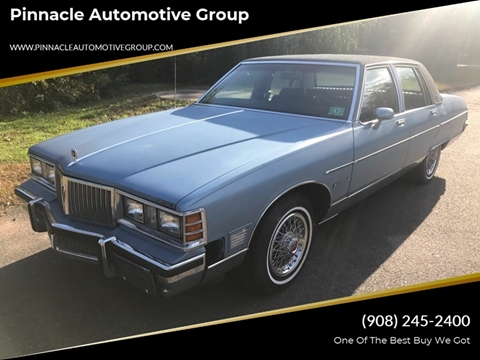 1985 Pontiac Bonneville for sale in Roselle, NJ