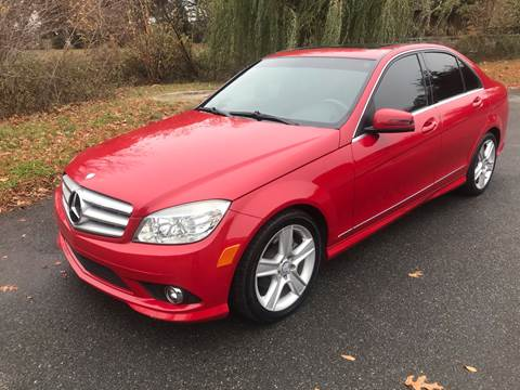 2010 Mercedes-Benz C-Class for sale in Roselle, NJ