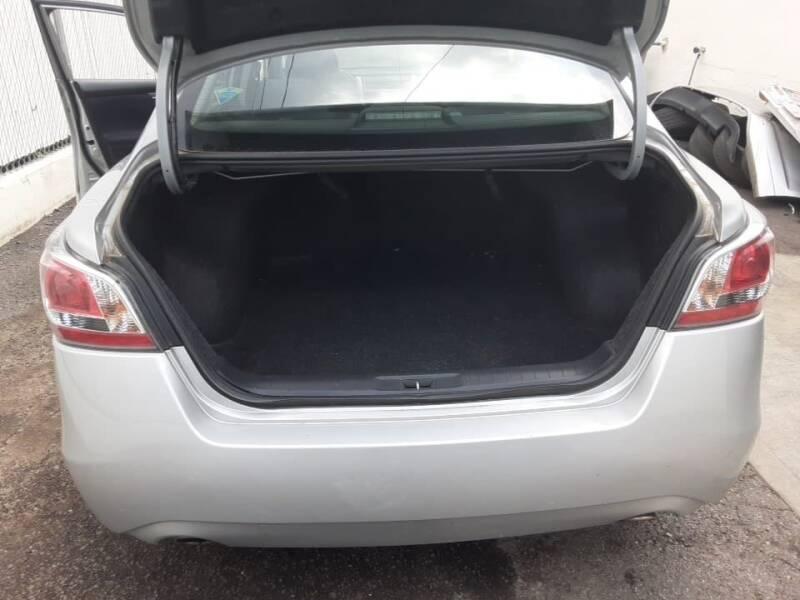 2014 Nissan Altima 2.5 S 4dr Sedan - Roselle NJ