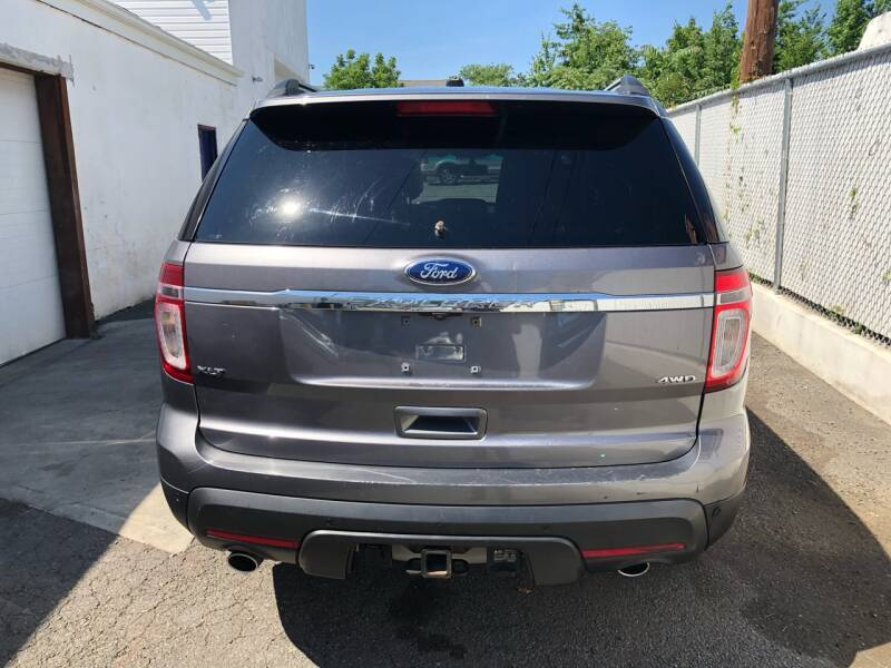2014 Ford Explorer AWD XLT 4dr SUV - Roselle NJ