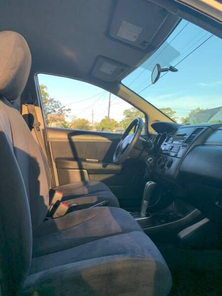 2007 Nissan Versa 1.8 S 4dr Hatchback (1.8L I4 4A) - Roselle NJ