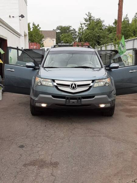 2008 Acura MDX SH-AWD 4dr SUV w/Technology and Entertainment Package - Roselle NJ