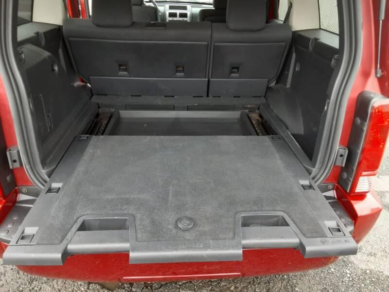 2007 Dodge Nitro 4WD SLT 4dr SUV - Roselle NJ