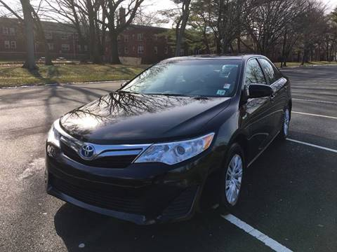 2012 Toyota Camry Hybrid for sale at Pinnacle Automotive Group in Roselle NJ
