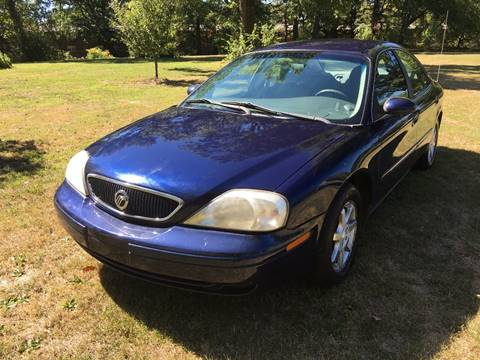 2000 Mercury Sable for sale at Pinnacle Automotive Group in Roselle NJ