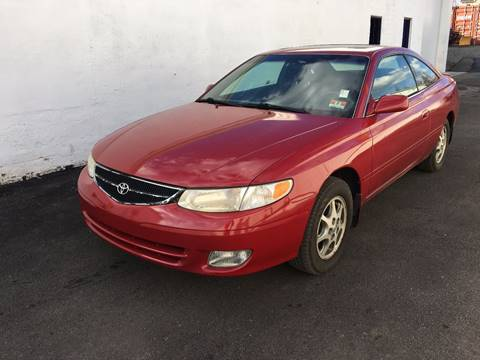 1999 Toyota Camry Solara for sale at Pinnacle Automotive Group in Roselle NJ