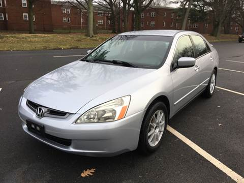 2003 Honda Accord for sale at Pinnacle Automotive Group in Roselle NJ