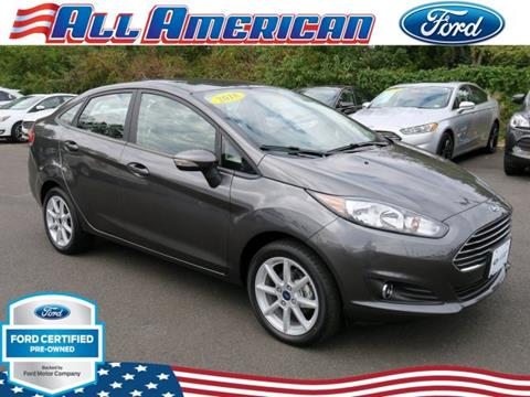 Used Ford Fiesta For Sale In Old Bridge Nj Carsforsale Com